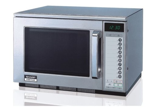 Sharp Microwave 2100w | Touch button