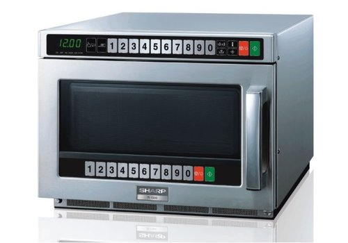 Sharp Microwave 1500w | Touch button