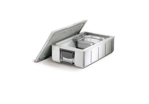 Blanco Lebensmitteltransportbehälter 1/1 GN | 320 ECO - Copy