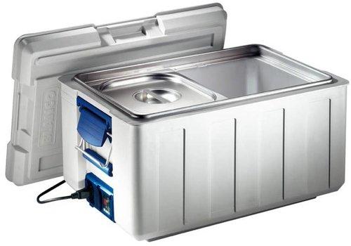 Blanco Verwarmde voedseltransport container |  1/1 GN