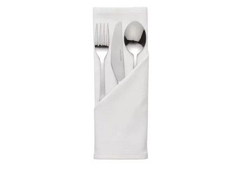HorecaTraders Polyester Servet | 55 x 55 cm | 3 kleuren