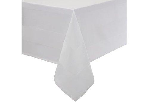 HorecaTraders Katoen Vierkant Tafelkleed   Wit   10 Formaten