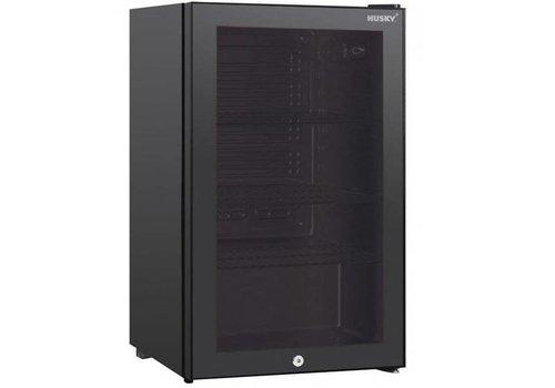 Husky Bar Kühlschrank mit Stahlrahmen 122 Liter