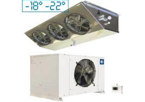 HorecaTraders Complete freezing installation 2610 w   400v / 50Hz