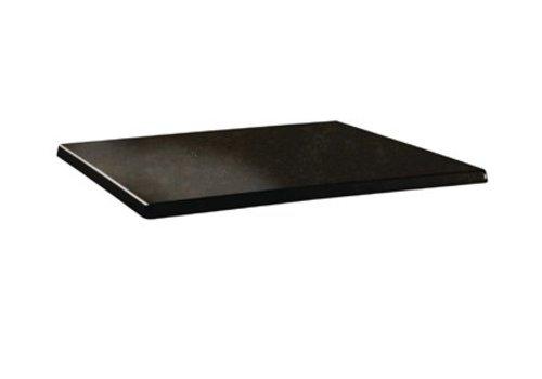 HorecaTraders Table top Rectangular | Laminated Wood 2 formats
