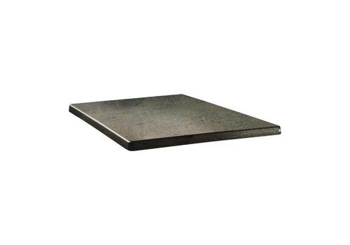 HorecaTraders Topalit Tafelblad Beton | 3 Formaten