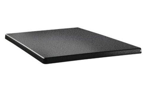 HorecaTraders Tabletop Square | Anthracite 3 formats