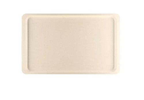 HorecaTraders Klassisches Tablett | Rechteckig | 53x32,5cm (3 Farben)