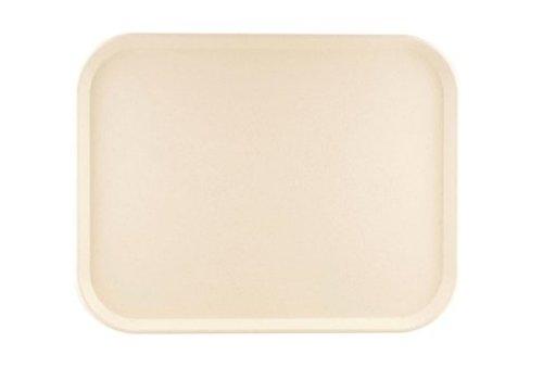 HorecaTraders Klassisches Tablett | Rechteckig | 46x36 (3 Farben)