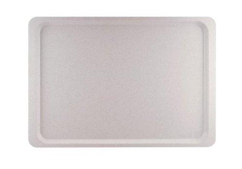 HorecaTraders Klassisches Tablett 53 x 37 cm