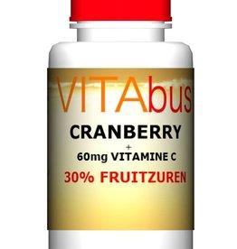 Cranberry met Vitamine C