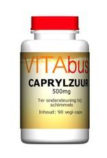 Caprylzuur 500 mg 90 capsules