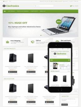 Electronics Responsive Green