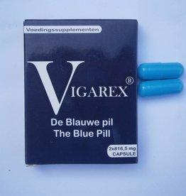Vigarex, De blauwe pil