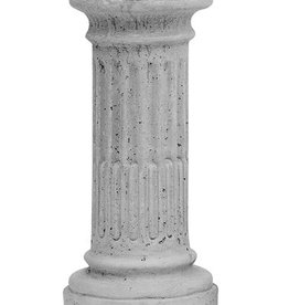 Sokkel grijs hoogte 65 cm, beton