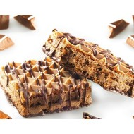 dietisnack wafel chocolade