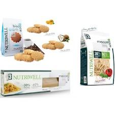NUTRIWELL (koolhydraatarm, eiwitrijk & caloriearm)