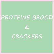 PROTEÏNE BROOD & CRACKERS