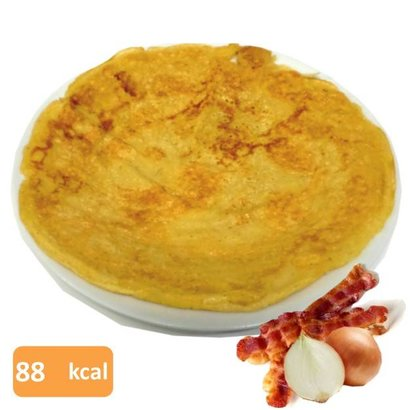 Proteine omelet bacon smaak