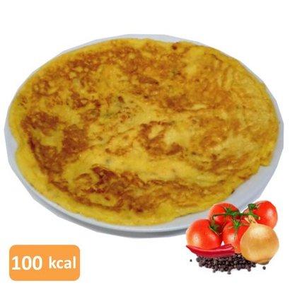 Proteine omelet tomaat & zwarte peper