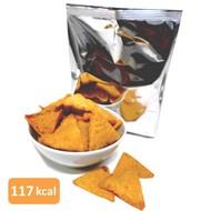 Proteïne chips tortilla bacon smaak