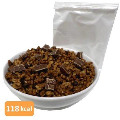 Muesli Chocolade (vanaf fase 1 in eiwitdieet, proteinedieet of koolhydraatarm dieet)