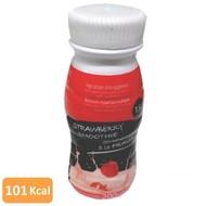 Proteïne smoothie aardbei
