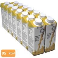 Vanille drank eiwitrijk voordeelpakket (VERBETERD RECEPT)