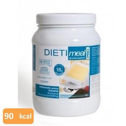 dietimeal pro Shake / pudding banaan (voordeel pot 450g)