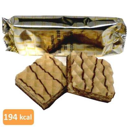 dietisnack Wafel Mokka