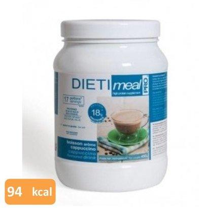 dietimeal pro Cappuccino shake warm/koud (voordeel pot 450g)