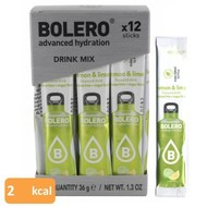 Bolero drink mix lemon & lime (citroen & limoen smaak; 12 sticks)