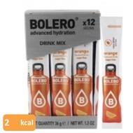 Bolero drink mix Orange (sinaasappel smaak; 12 sticks)