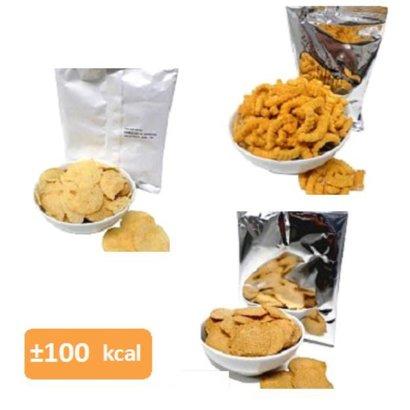 Proteine chips proefpakket NR 2 (7 zakjes in 7 smaken)