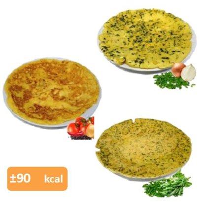 Omelet proefpakket (7 zakjes in 6 smaken)