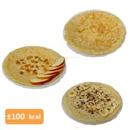 Pannenkoek proefpakket (7 zakjes in 6 smaken)