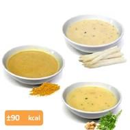 Proteine soep proefpakket (10 zakjes in 10 smaken)