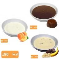 Proteine pudding proefpakket (9 zakjes in 9 smaken)