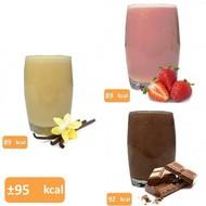 Proteine shake proefpakket (6 zakjes in 4 smaken)