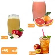 Fruitdrank proefpakket (6 zakjes in 5 smaken)