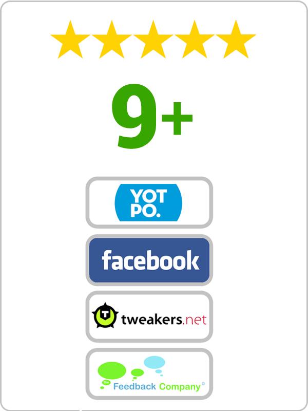 Beoordelingen iPhoneOutlet.nl
