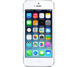 Apple iPhone 5 64GB wit simlock vrij refurbished