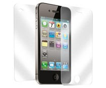iPhone 4/4S Front & Back Protector