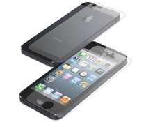 iPhone 5 / 5C / 5S Front & Back Protector