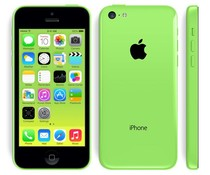 Apple iPhone 5C 16GB groen