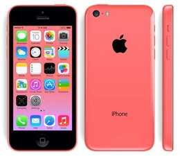 Apple iPhone 5C 16GB roze simlock vrij refurbished