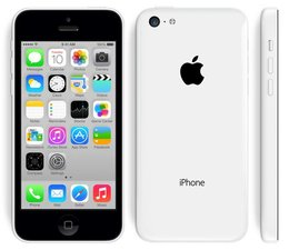 Apple iPhone 5C 32GB wit simlock vrij refurbished