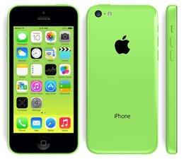 Apple iPhone 5C 32GB groen simlock vrij refurbished