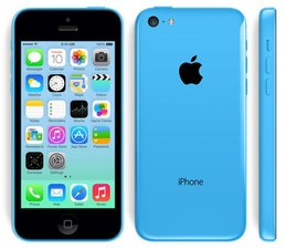 Apple iPhone 5C 32GB blauw simlock vrij refurbished
