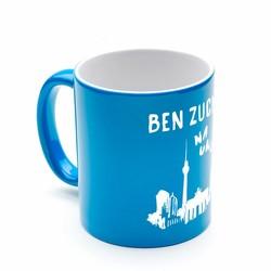 """Ben Zucker Tasse """"Na und?!"""""""
